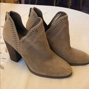 Relisted: Vince Camuto Booties
